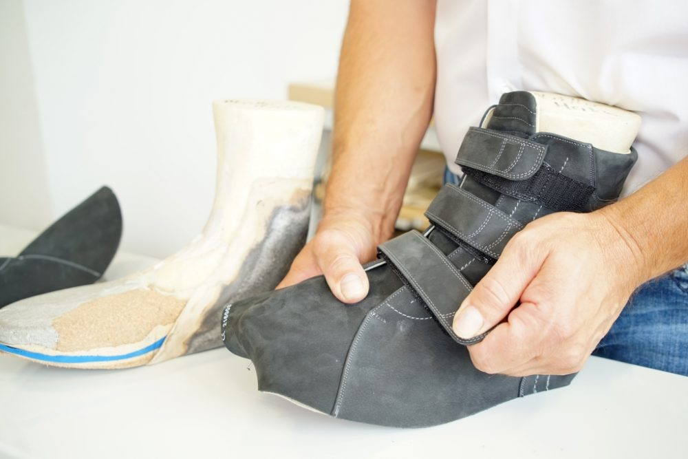 Orthopädie-Schuhtechnik 1